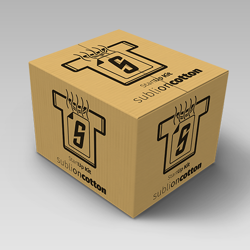 StartUp Kit paket za sublimaciju na pamuk