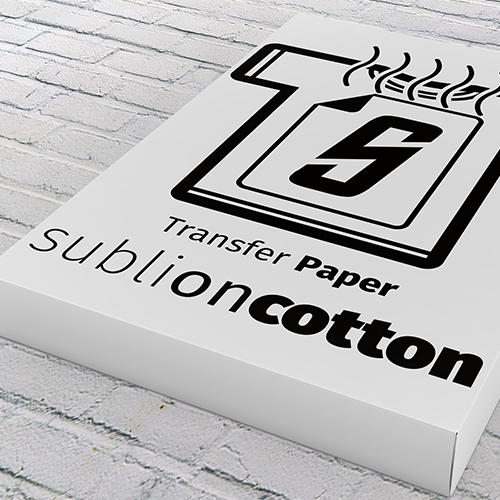 Sublimacija na pamuk – Transfer papir