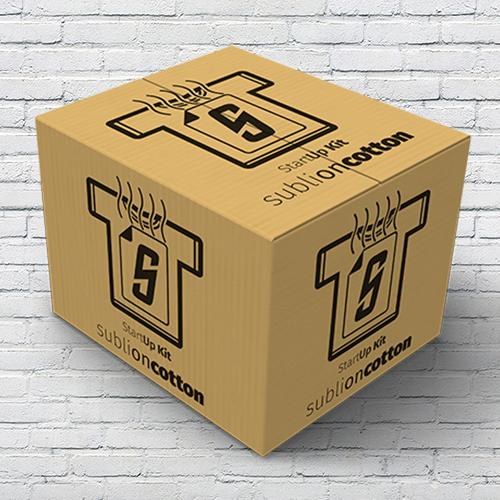 Sublimacija na pamuk - StartUp Premium Kit