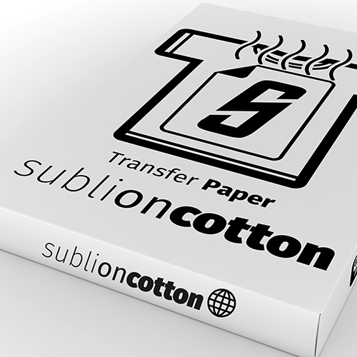 Sublimation on cotton - Transfer paper