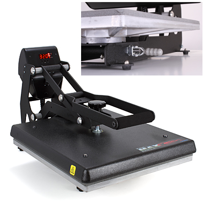 Sublimation on Cotton - Transfer heat press